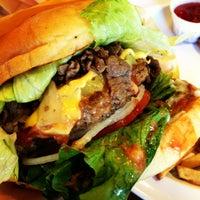 Photo taken at Doni Burger by Ellen H. on 10/15/2013
