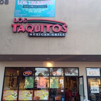 Photo taken at Los Taquitos by Ron L. on 7/29/2014