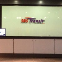 Photo taken at SBS Transit: Sengkang Depot (SKD) by Alexander B. on 11/18/2012