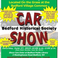 Photo taken at Bedford Historical Society by Bedford Historical Society on 6/8/2015
