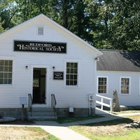 Photo taken at Bedford Historical Society by Bedford Historical Society on 7/11/2014