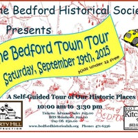 Photo taken at Bedford Historical Society by Bedford Historical Society on 9/13/2015