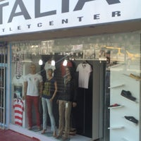 Italia Outlet Center - Men\'s Store in Istanbul