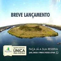 Photo taken at Beira Rio by Beira R. on 10/15/2015