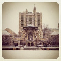 Photo taken at Yale University by Ryan V. on 3/5/2013