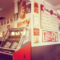 Photo taken at Cafe 50's by Oleg P. on 3/20/2013