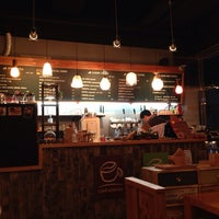 Photo taken at cafe HOW R U by Boram J. on 11/15/2013