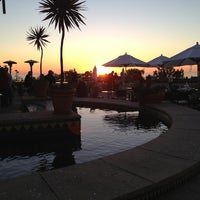 Photo taken at Del Mar Plaza by Georg L. on 2/1/2013