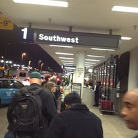 Photo taken at Terminal 1 by Georg L. on 4/8/2013