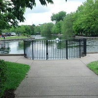 Photo taken at Centennial Park by Bethany C. on 5/5/2013