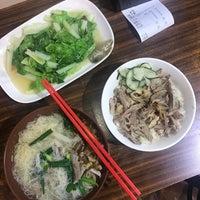 Photo taken at 廟口鴨香飯 (中正店) by Matilda W. on 6/16/2018