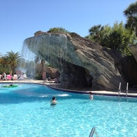Photo taken at Hilton Grand Vacations at SeaWorld by Inigo M. on 3/5/2012