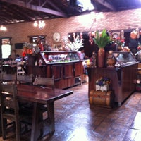 Photo taken at Restaurante Panela de Pedra by Marcos T. on 3/27/2013