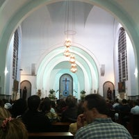 Photo taken at Paroquia Santo Cura D'Ars by Marcos T. on 9/13/2013