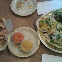 Photo taken at Tacocracy by Ashley V. on 9/23/2012