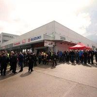 Photo taken at TC Motoshop by TC Motoshop on 6/19/2014