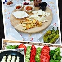 Photo taken at Bahçe by Tugba Y. on 9/16/2013