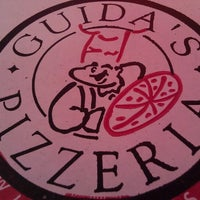 Photo taken at Guida's Pizzeria by Jonah D. on 1/26/2013