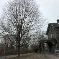 Photo taken at Awbury Arboretum by Adam R. on 2/6/2018