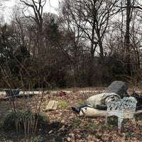 Photo taken at Awbury Arboretum by Adam R. on 3/20/2018