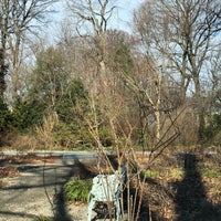 Photo taken at Awbury Arboretum by Adam R. on 3/6/2018