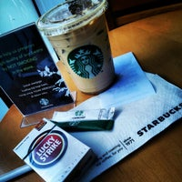Photo taken at Starbucks by Andrie E. on 3/1/2013