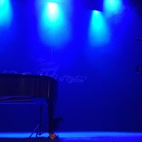 Photo taken at Strand Theatre by Jathan F. on 8/10/2013