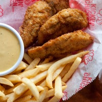 Photo taken at Kickin' Chicken West Ashley by Kickin' Chicken on 6/19/2014