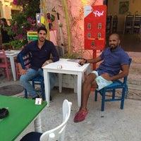 8/20/2016 tarihinde Umut I.ziyaretçi tarafından Mymoon Cafe & Bar'de çekilen fotoğraf