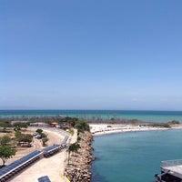 Photo taken at Bolivariana de Puertos by tolga s. on 4/11/2014