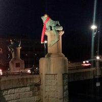 Photo taken at The Frog Bridge by Linda ✌. on 11/28/2014