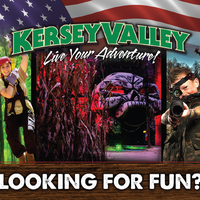 Photo taken at Kersey Valley Attractions by Kersey Valley Attractions on 6/19/2014