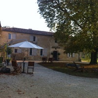 Photo taken at Domaine L'Amourette by Catherine S. on 9/25/2014