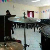 Foto tomada en Instituto Bíblico Asunción por Daniel P. el 4/27/2016