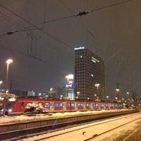 Photo taken at Dortmund Hauptbahnhof by Axel D. on 1/16/2013