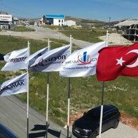 Photo taken at Ankara Gayrimenkul Yatirim Değerleme A.Ş. by Demir D. on 6/7/2016