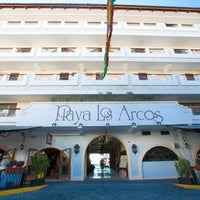 Photo taken at Hotel Playa Los Arcos by Hoteles Los Arcos on 8/9/2016