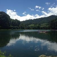 Photo taken at Rancho El Pedregal by Malú C. on 7/19/2014