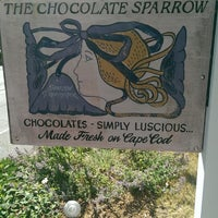 Photo taken at The Chocolate Sparrow by Michelle O. on 6/22/2014