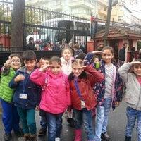 Photo taken at bağlarbaşı ilkokulu by 💜 Aslı B. on 11/27/2015