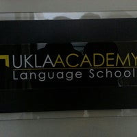 Photo taken at Ukla Academy Language Schools by Mustafa A. on 11/10/2015