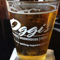 Photo taken at Oggi's Pizza & Brewing Company by Oggi's Pizza & Brewing Company on 6/19/2014