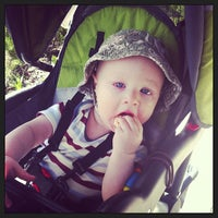 Photo taken at Trudelle Park by Katlynn T. on 5/15/2013