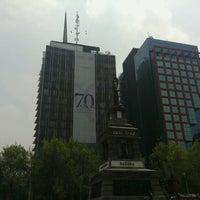 Photo taken at Secretaría De Salud by Mich M. on 9/11/2013