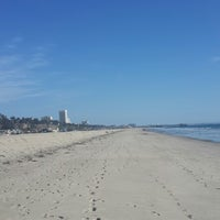 Photo taken at Beach Life Guard Post 18 by Gus V. on 2/25/2014