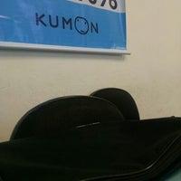 Photo taken at kumon by Rafael T. on 7/22/2014