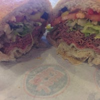 Photo taken at Jersey Mike's Subs by Xavier O. on 7/3/2014