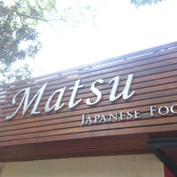Photo taken at Matsu Japanese Food | 松 by Victor G. on 6/28/2013
