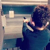 Photo taken at Ted's Shooting Range by Tim C. on 3/15/2013