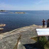 Photo taken at Rödlöga by Oskar B. on 7/23/2014